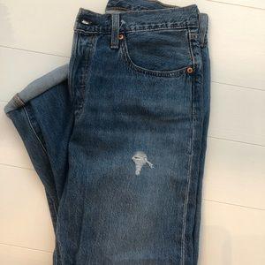 Levi's 501 jeans - never worn